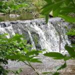 Wasserfall der Radau in Bad Harzburg