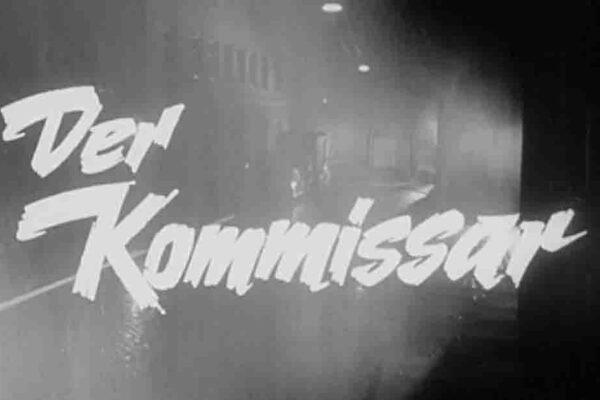 """""""Der Kommissar"""": 50 Jahre Kult im deutschen Fernsehen"""