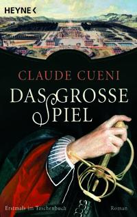 Das große Spiel von Claude Cueni, Buchcover