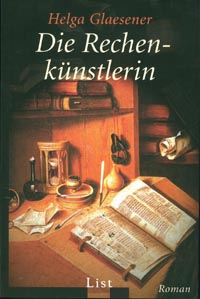 Die Rechenkünstlerin von Helga Glaesener, Buchcover