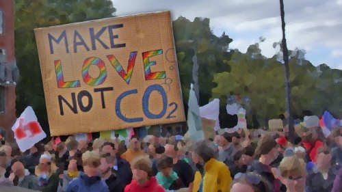 Nachhaltigkeit für den Klimaschutz – Aufruf zur Blogparade